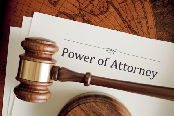 power of attorney and estate planning